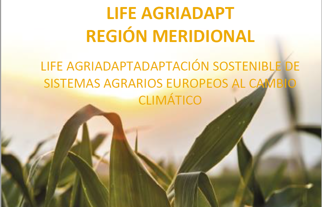 Conferencia Final Life AgriAdapt
