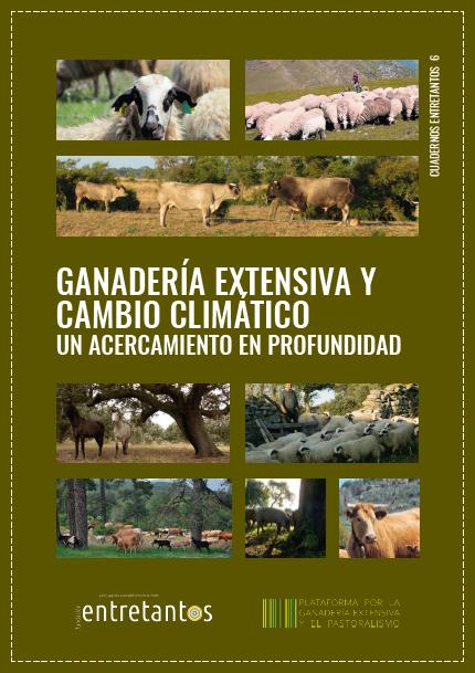 El pastoreo: herramienta imprescindible contra el cambio climatico
