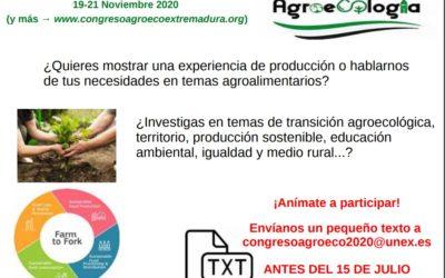 I Congreso Extremeño de Agroecología