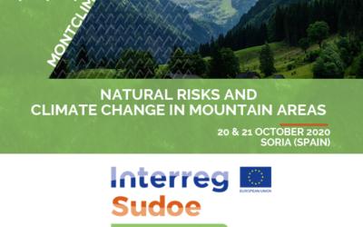 Riesgos Naturales y Cambio Climático en Zonas de Montaña: Seminario del proyecto Interreg Sudoe MONTCLIMA